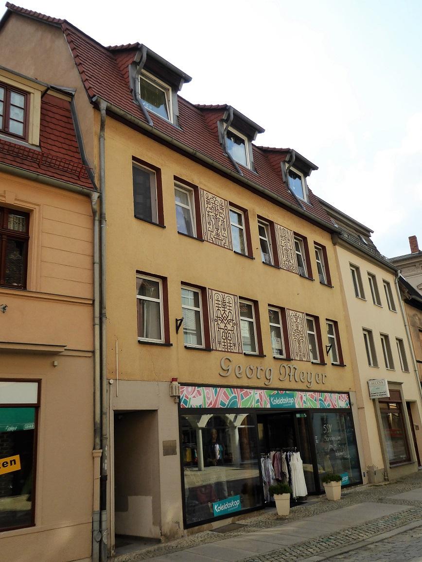 Mehrfamilienhaus, Aschersleben