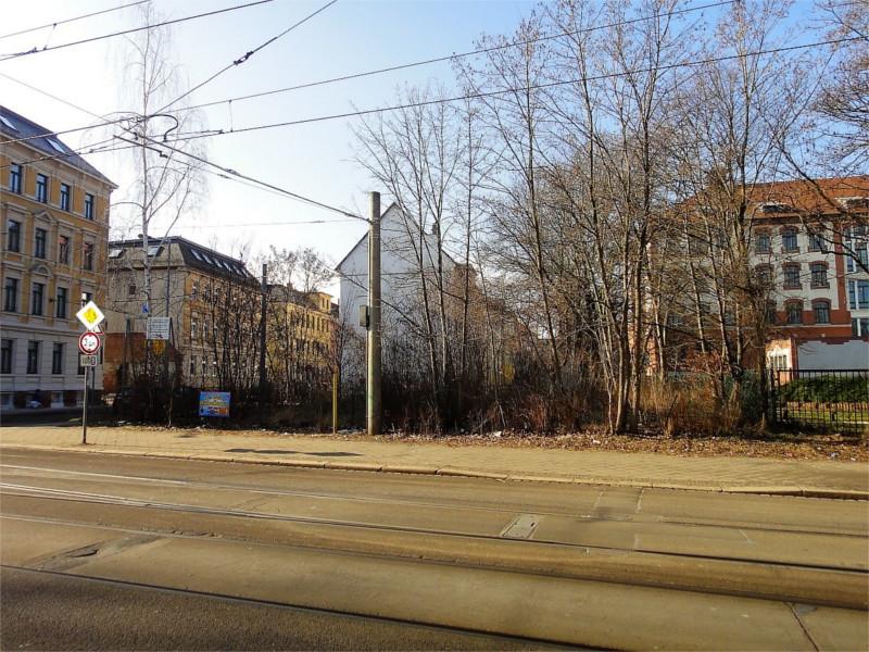 Baugrundstück, Leipzig Kleinzschocher