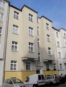 Mehrfamilienhaus, Leipzig Gohlis-Süd