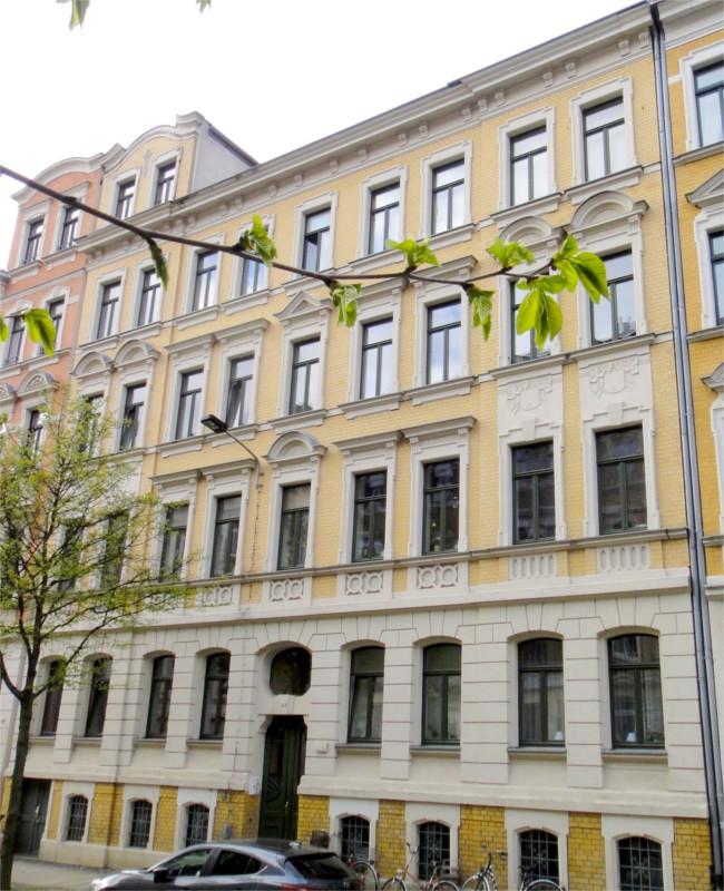 Mehrfamilienhaus, Leipzig – Reudnitz