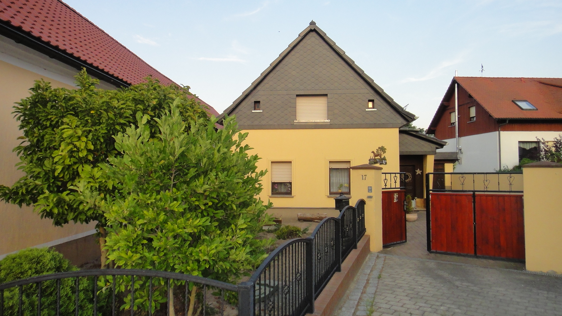 Einfamilienhaus, Krippehna