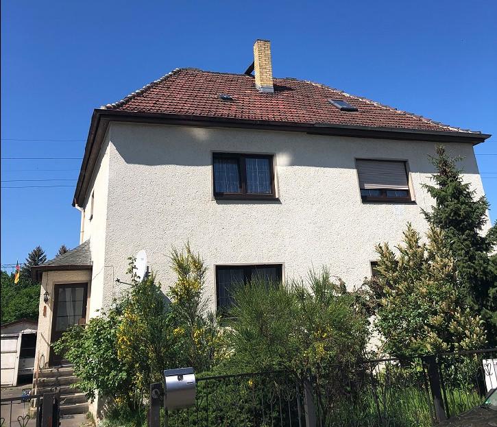 Doppelhaushälfte, Leipzig