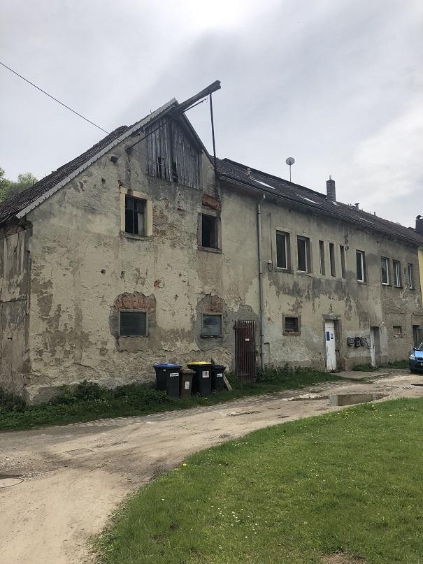 Mehrfamilienhaus, Burgstädt