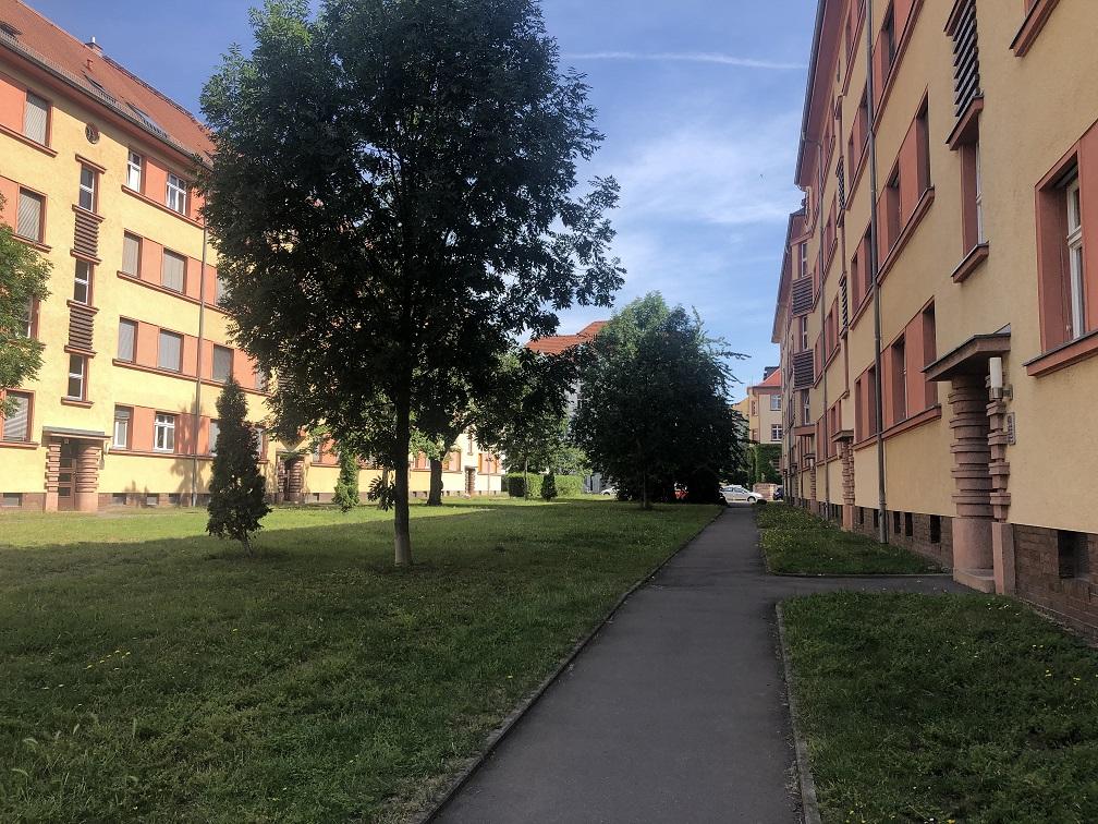 Etagenwohnung, Leipzig